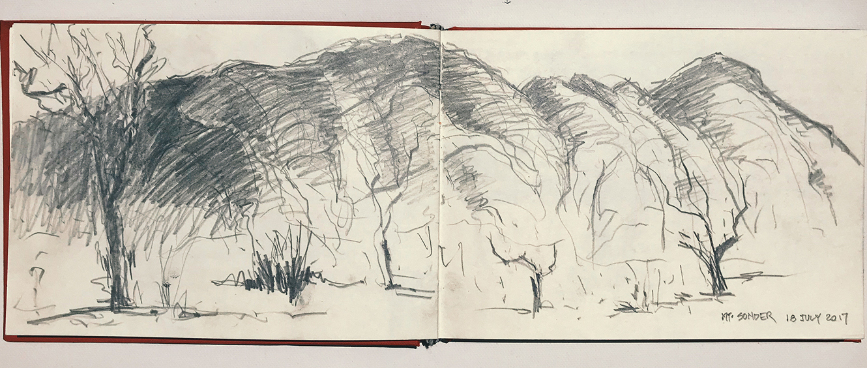 Sketch-Mt Sonder-Morning-Slider-3